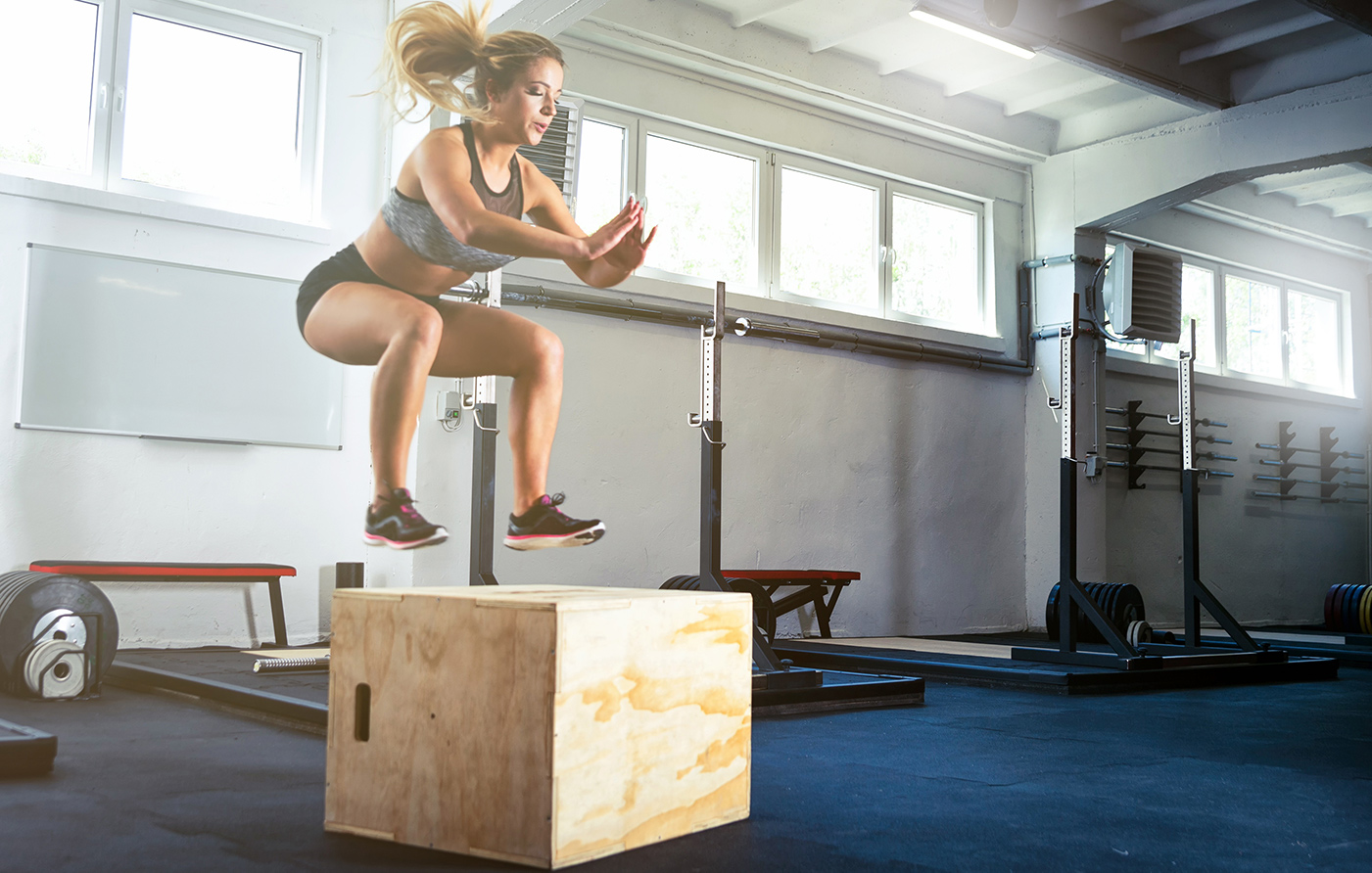 Women's CrossFit Competition Denver